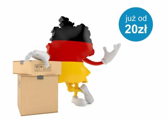 paczki do niemiec e-commerce