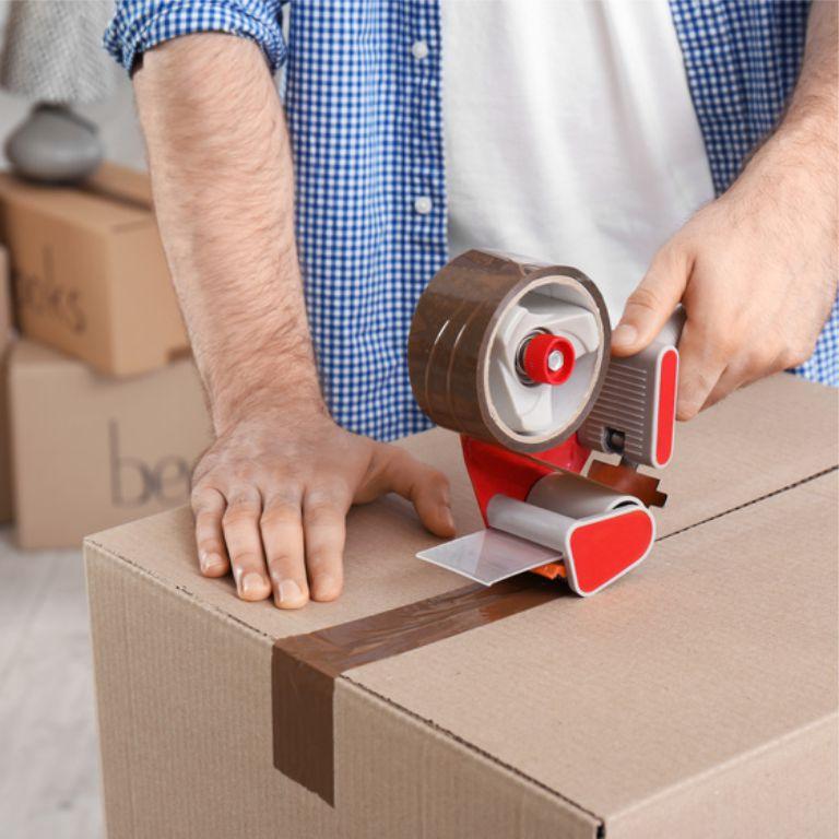 Pakowanie i etykietowanie paczek